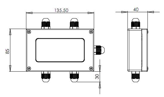四路求和称重接线盒外形尺寸.jpg